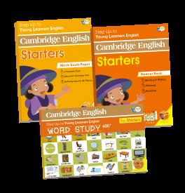 YLE Cambridge English Starters Full Set