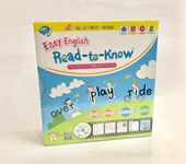 Read-to-Know (10 Books 10 DVD )