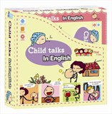 Child Talks in English (6Books + 6DVD)