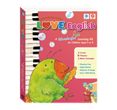 Love English DVD Set (6 DVD)