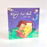 Story-for-Bed Book ( 1 Book + 1 DVD + 1 CD )