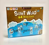 Sight Word 64 Picture Cards Level 2