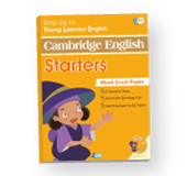 YLE Cambridge English Starters Mock Exam Paper with Speaking Test