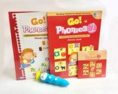 iPEN + Go Phonics Level 1 Full Set