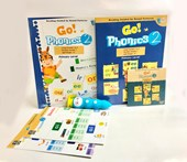 iPEN + Go Phonics Level 2 Full Set