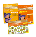 YLE Cambridge English Starters Full Set