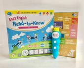 Read-to-Know iPEN Pack (10 Books + 10 DVD )