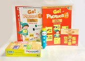 iPEN + Go Phonics Level 4 Full Set