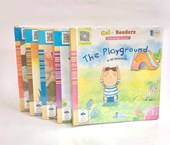 Go! Readers Level 1~5 (30Books+5DVD)