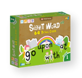 Sight Word 64 Picture Cards Level 1