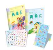 Dear ABC ( 2 Books + 1 DVD + 1 CD + 2 Posters + 1 身高尺 )