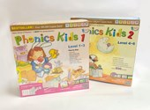 Phonics Kids Level 1-6 Book Set