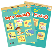 Go! Sight Words A + B