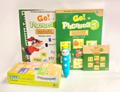 iPEN + Go Phonics Level 3 Full Set